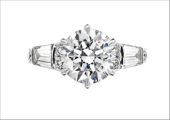 L'anello di fidanzamento di Beatrice di York