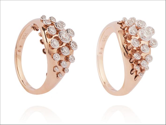 Queen Wave Ring