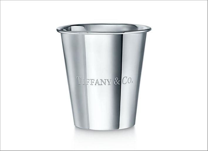 Bicchiere in argento di Tiffany