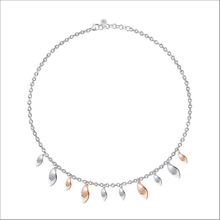 Morellato, collana in argento
