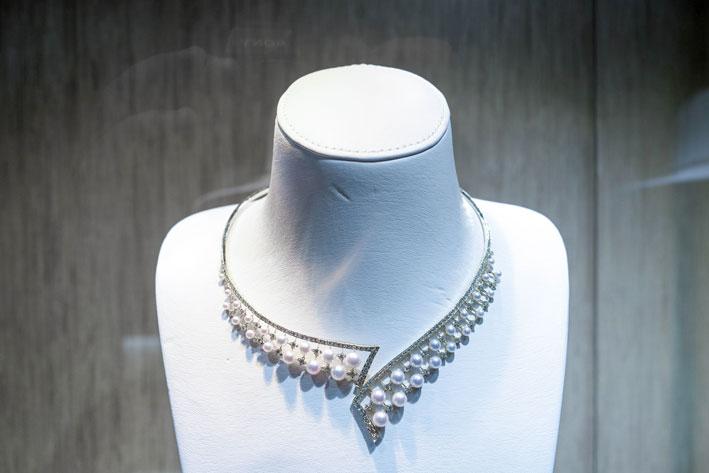 Le proporzioni della collana