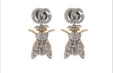 Orecchini della collezione Le Marché des Merveilles di Gucci