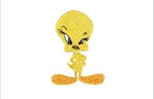 Spilla Swarovski collezione Looney Tunes