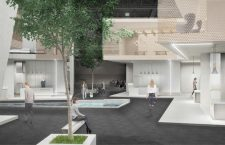 Il rendering del nuovo Community District