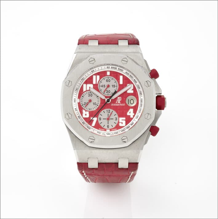 Royal Oak Offshore Chronograph Rhone-Fusterie di Audemars Piguet