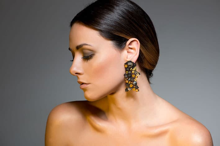 Elena Tiberi, Jewelry Earrings