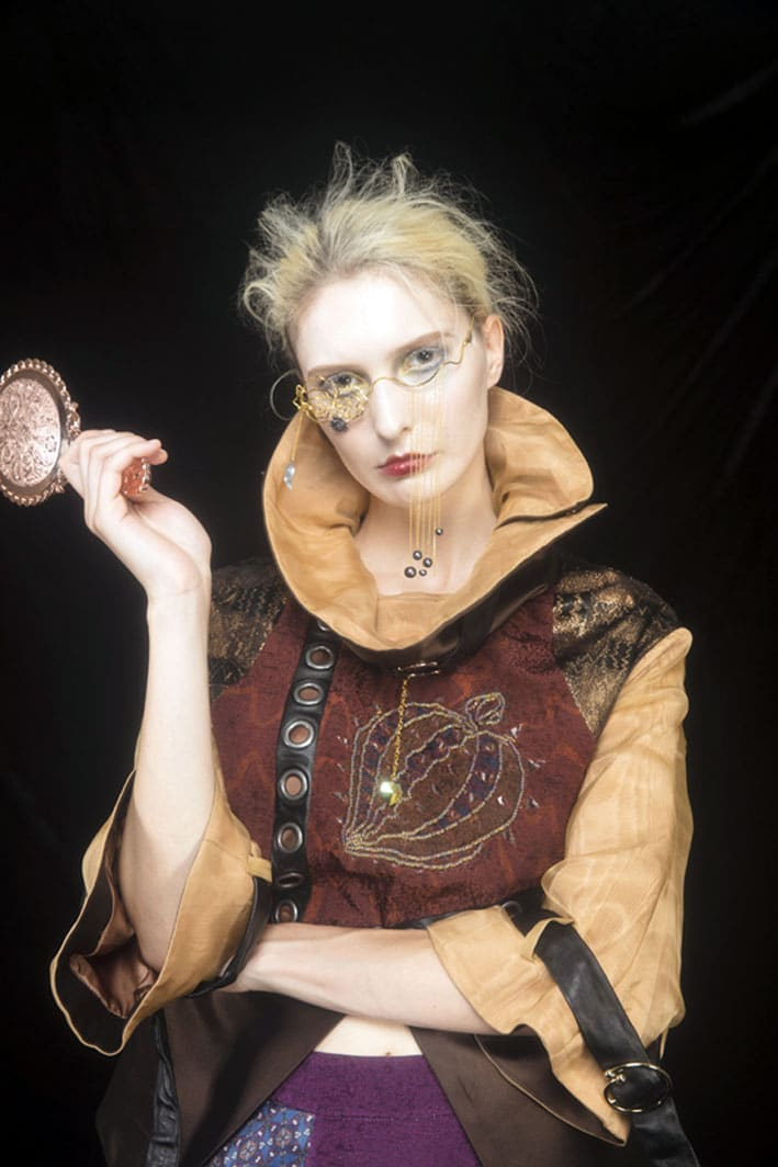 Yuvsà Jewelry, Silverlight Rosé Sight Eyewear
