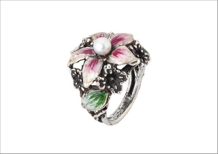 Anello della collezione Lilium