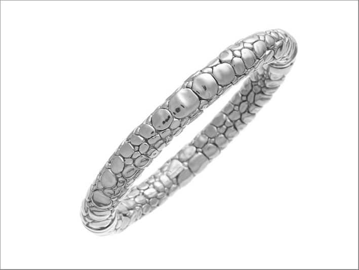 Bracciale in argento grande