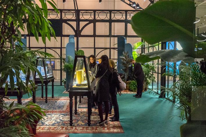 Orologi in esposizione a Baselworld 2019. Copyright: gioiellis.com