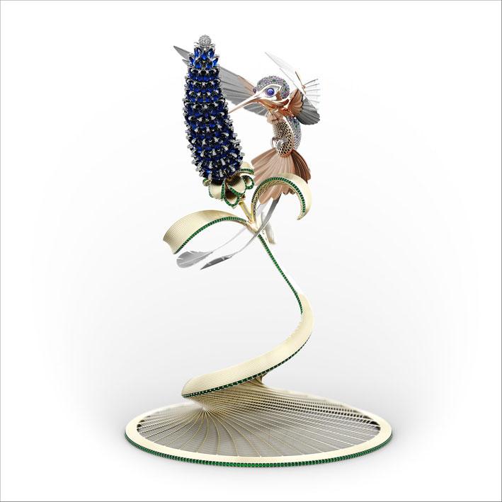 Il colibri by Zelenin