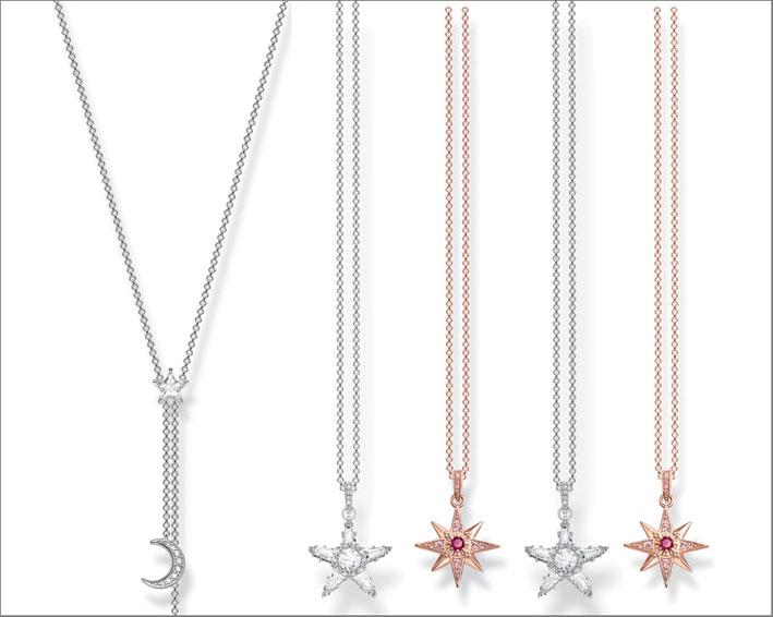 Collane della collezione Magic Star