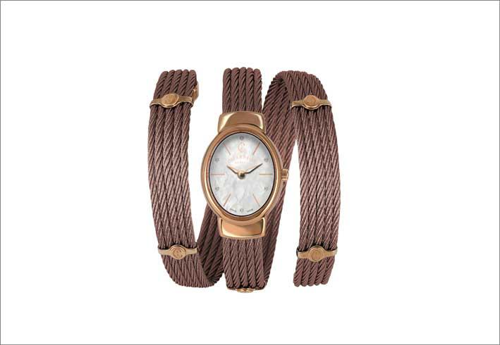 Bracciale-orologio della collezione Twist
