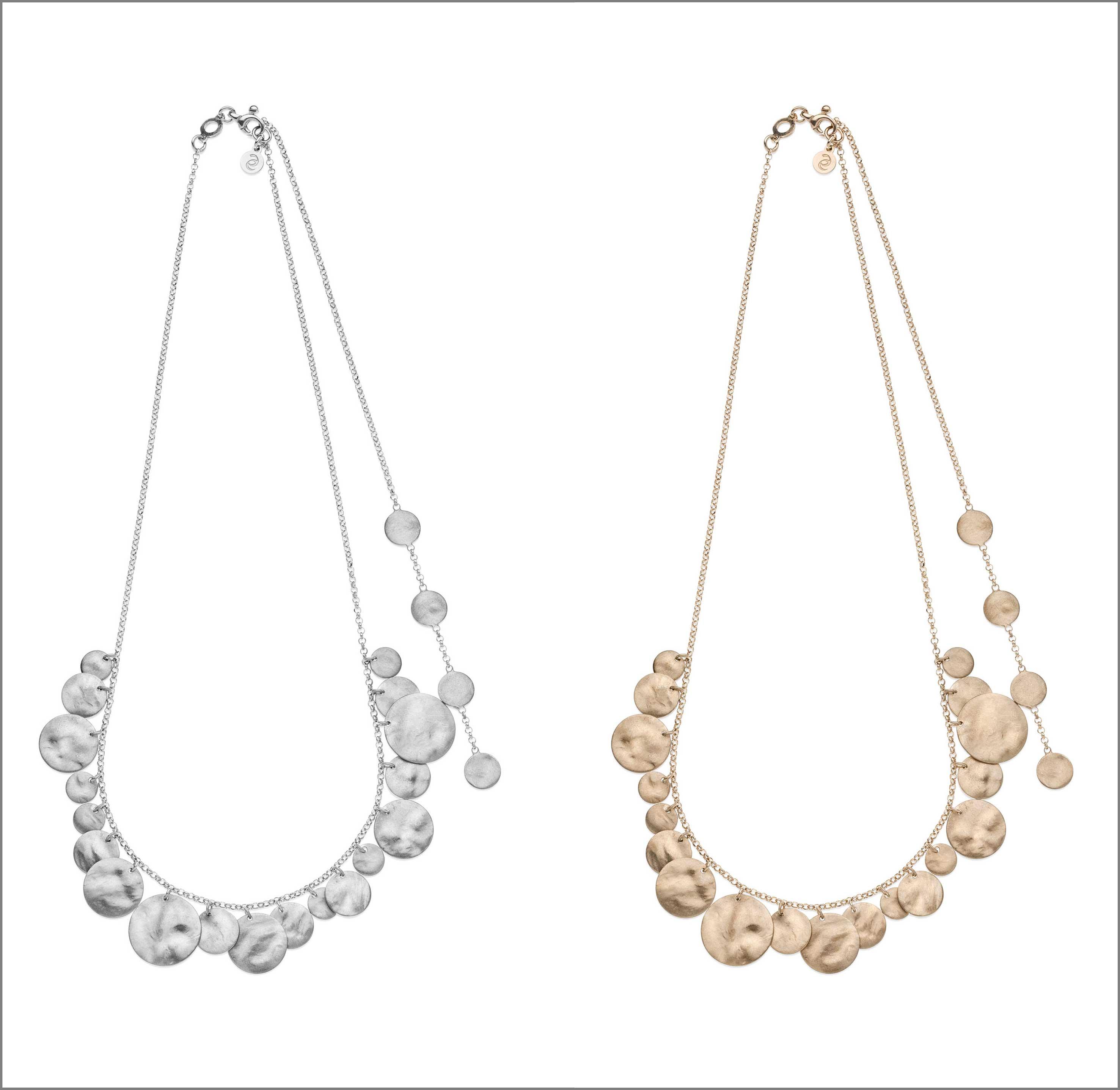 Collane in argento di Éclat