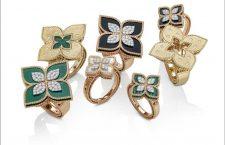 Anelli della collezione Princess Flower