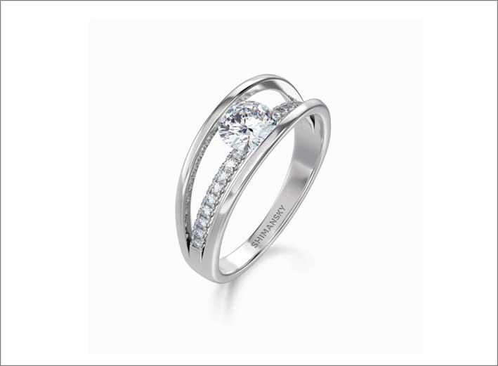 Variante dell'anello Millenium