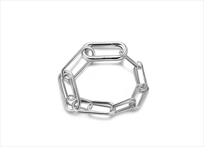 Bracciale in argento di Pianegonda