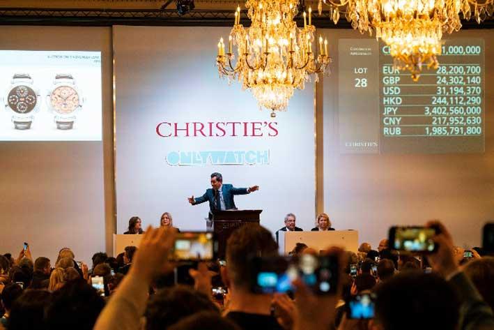 Asta di Christie's a Ginevra
