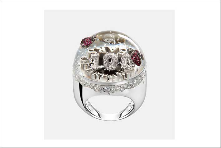 L'anello di Dreamboule dedicato a Bentley
