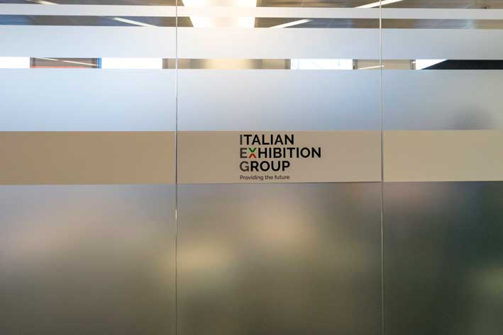 Team room di Italian Exhibition Group a VicenzaOro
