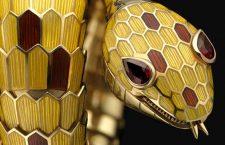 Bulgari, Serpenti, particolare