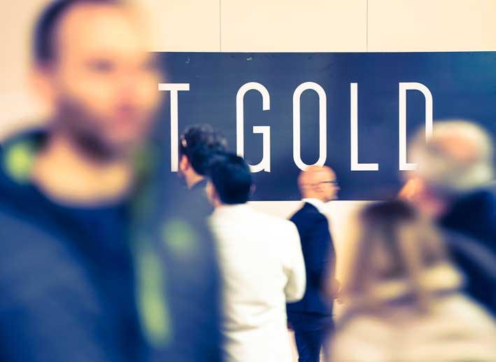 Visitatori a T.Gold