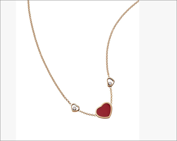 Collana Happy Hearts