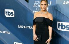 Jennifer Lopez in Harry Winston