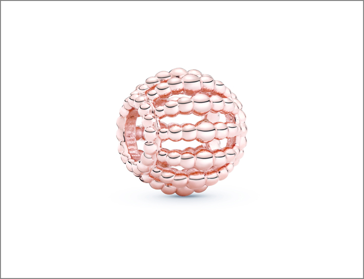 Elemento per bracciale in Pandora Rose