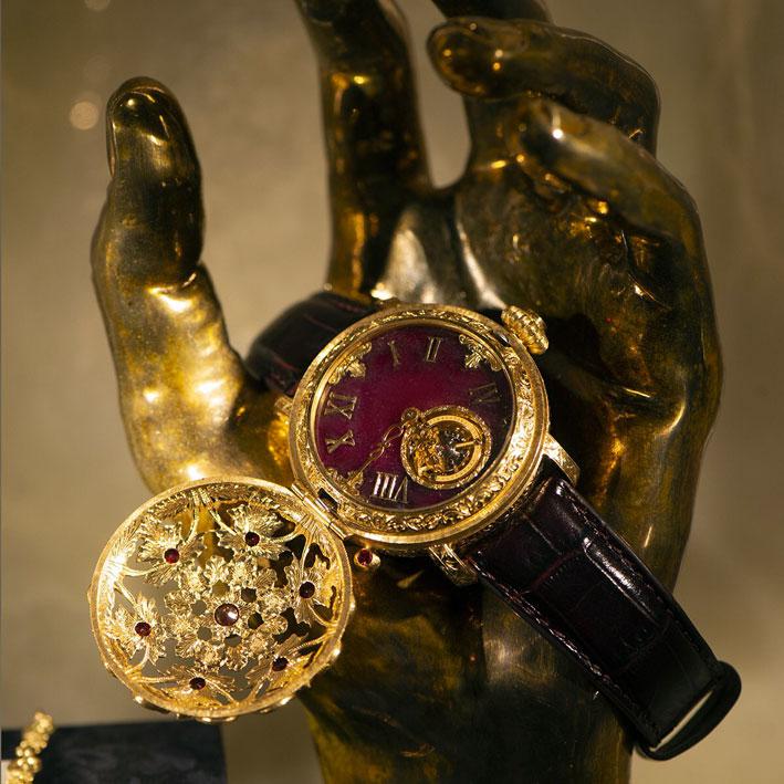 Alta orologeria Dolce & Gabbana