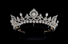 The Angelsey tiara, periodo vittoriano