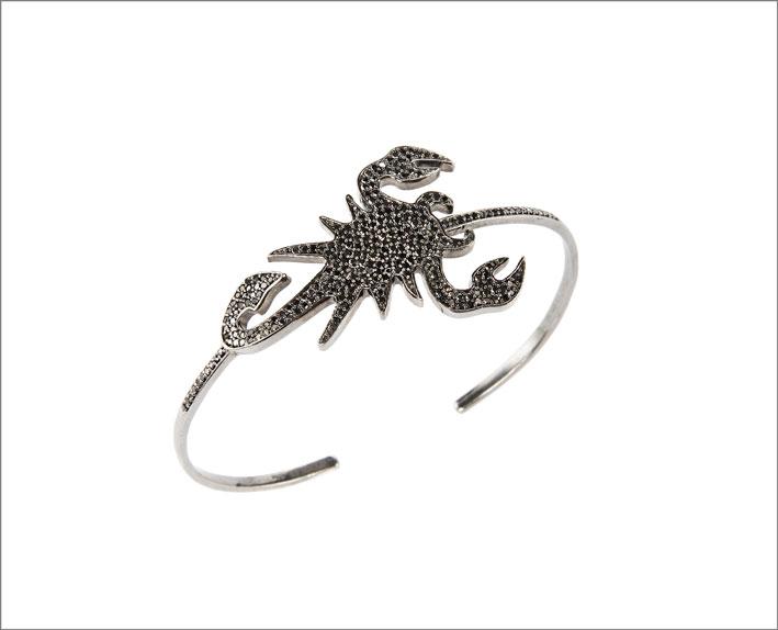 Bracciale della collezione The Dancing Scorpion