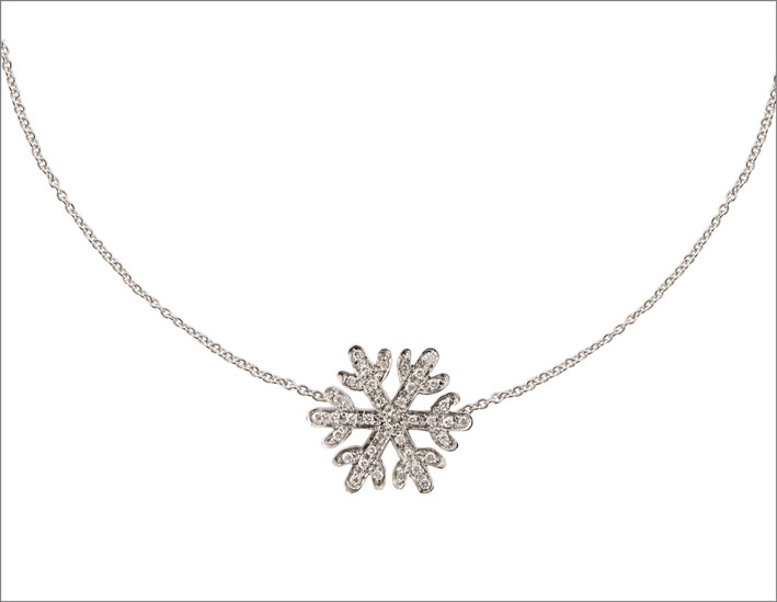 The White Queen Necklace