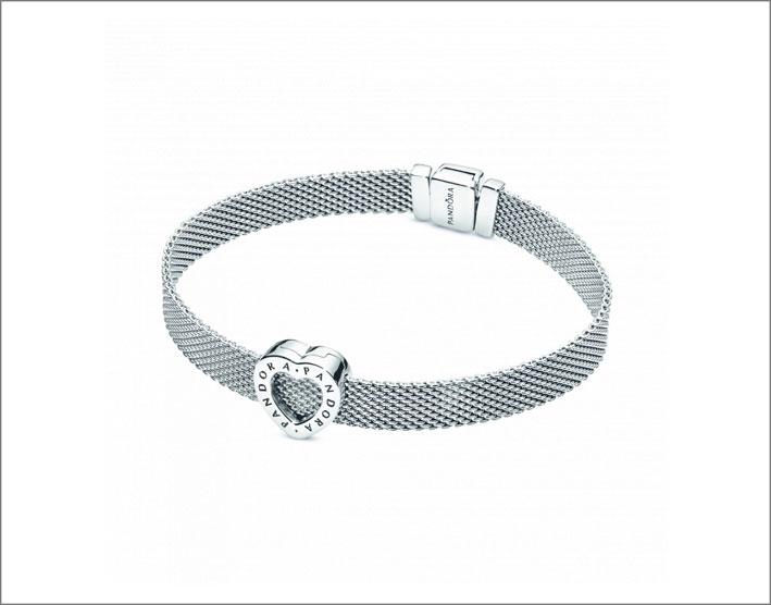Bracciale Pandora in argento