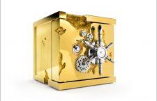 Millionaire Jewelry Safe di Boca do Lobo