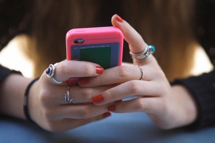 Usare lo smartphone
