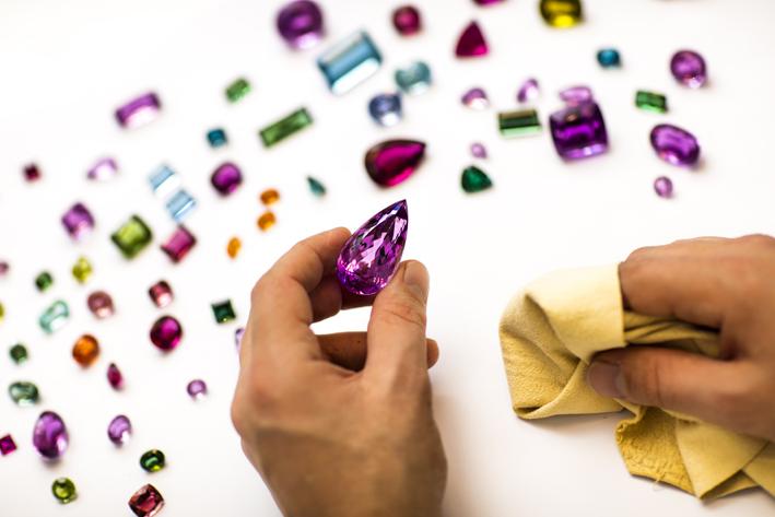 Filippo G&G, gemme di diverso tipo