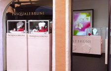 La boutique in in Vicolo del Cervo