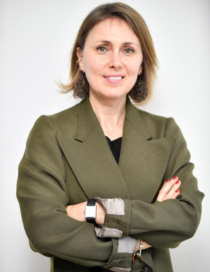 Michela Amenduni, product marketing & communication manager Jewellery & Fashion Division di Ieg
