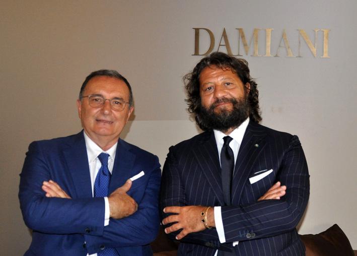 Paolo Cesari e Guido Grassi Damiani