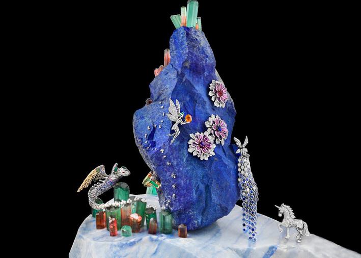 La composizione Rocher aux merveilles