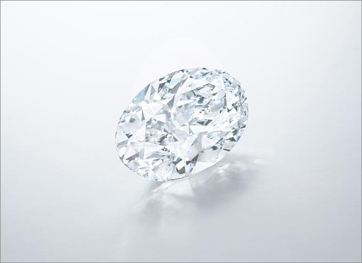 Il diamante da 102 carati