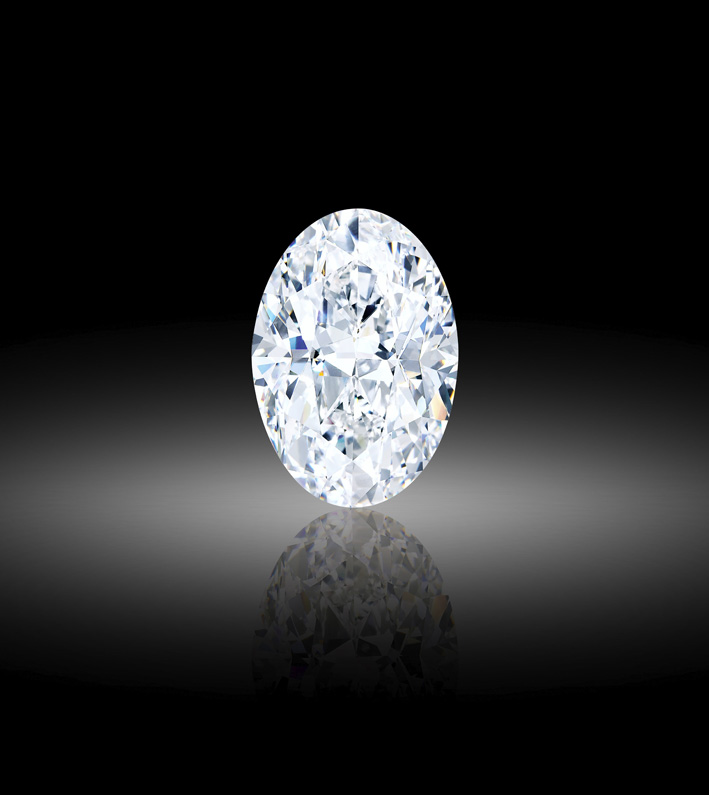 Il diamante all'asta di Sotheby's