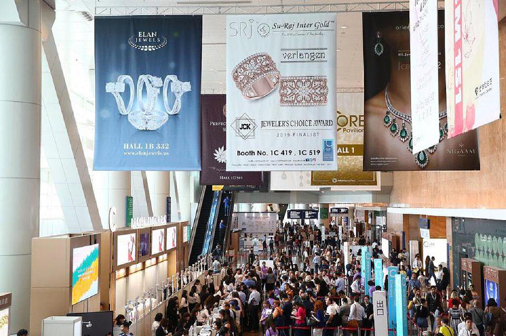 Jewellery & Gem World Hong Kong 2019