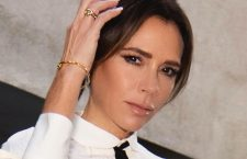 Victoria Beckham in Tiffany