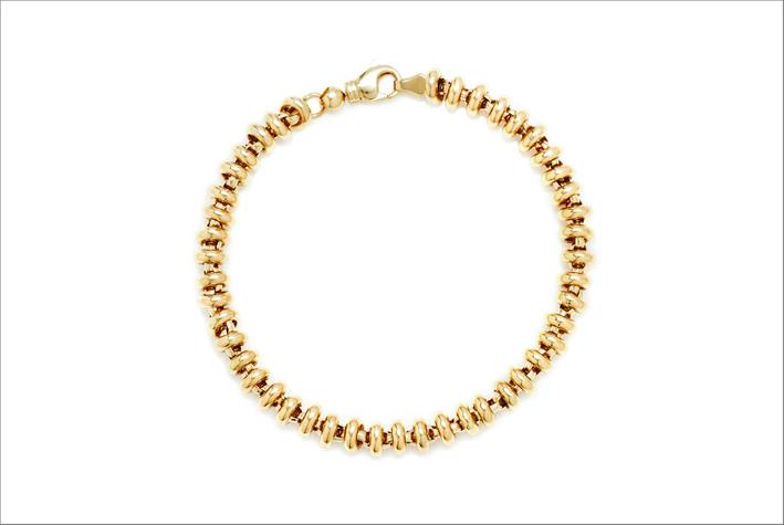 Bracciale in oro 14 carati