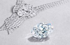 Il diamante da 80 carati di Tiffany
