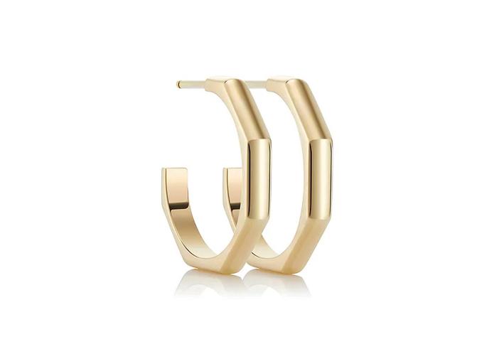 Orecchini Milestone in oro 18 carati