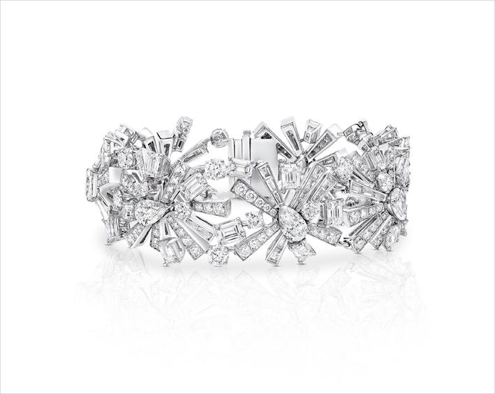 Bracciale di diamanti New Dawn