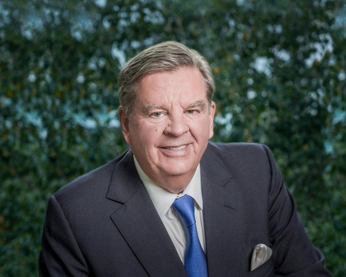 Johann Rupert, Ceo e azionista di Richemont